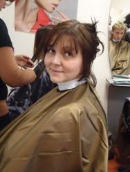 фотографии обучения парикмахерскому искусству