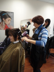 фотографии занятий парикмахеров