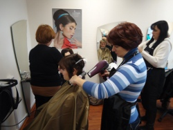 фотографии курсов парикмахеров